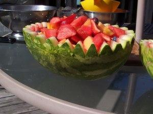 melon salad