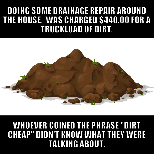 dirt meme