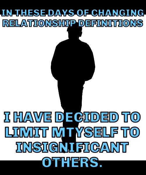 insignificant others
