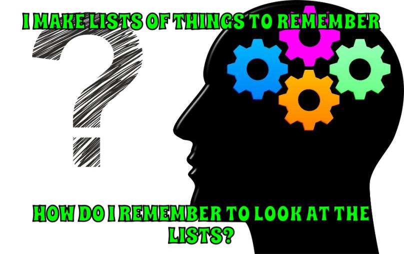 memory list meme
